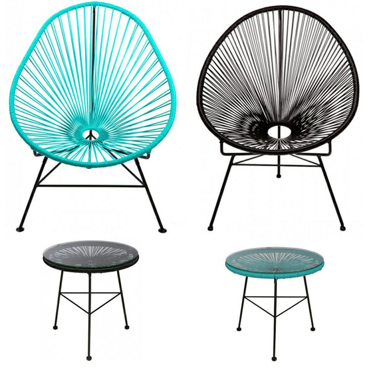 Lovely furnitures for outside and inside use. http://www.landromantikk.no/mobler/bord-stoler.html