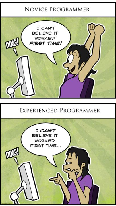 Programming Humor | Funny Technology - Community - Google+ #intelligent #humor