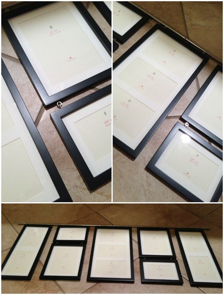 1000 Ideas About Gallery Frames On Pinterest Scentsy