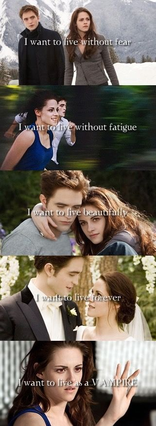 I love you Edward