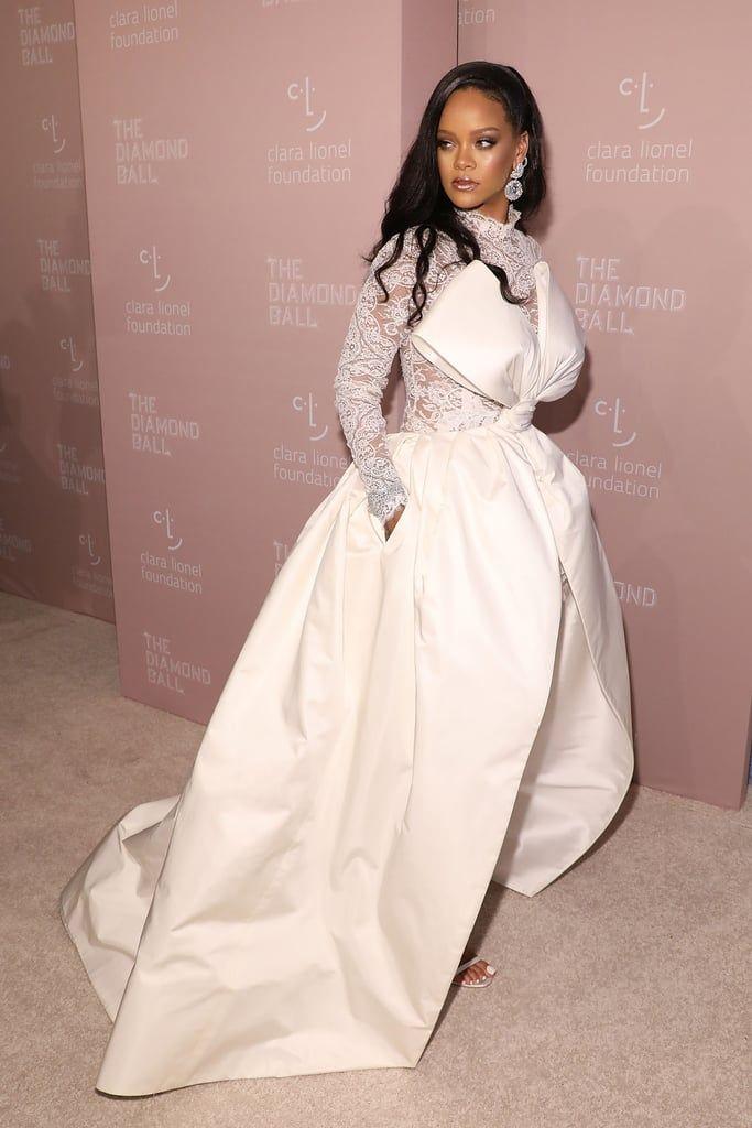 48de9ecf4901 Rihanna s Diamond Ball Gown Is Fit For a Queen