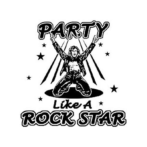 Rockstar a pornstar fuck lyrics Party a like like
