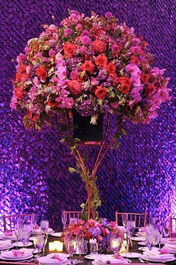 Best centerpieces fruit flowers images on pinterest