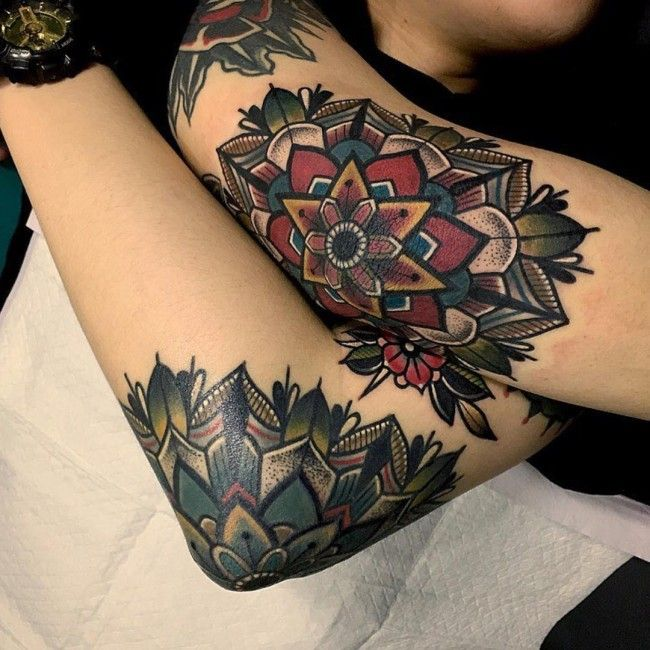 neo traditional tattoo (27)                                                                                                                                                                                 More