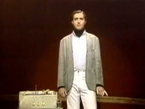 "Mighty Mouse - Andy Kaufman. Genius. Someone commented that it wasn't funny ""out of context,"" meaning, without knowing Kaufman's comedy. But he was, at this time, totally unknown. SNL was a new show, and Kaufman was a new face. I remember watching, and laughing so hard, I loved this bit."