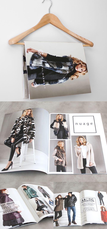 Catalogue Design - Fall/Winter 2016