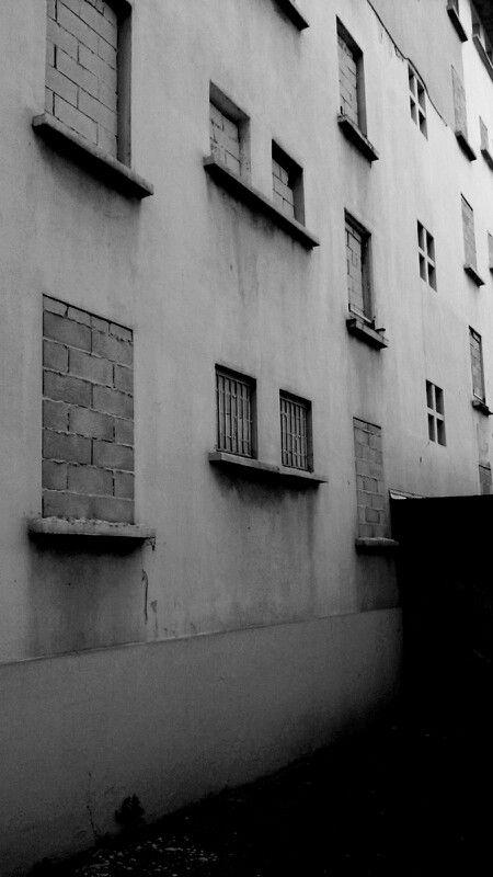 Immeuble condamné