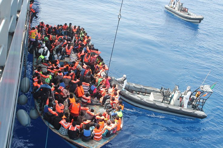 Crisis migratoria en Europa - Wikipedia, la enciclopedia libre