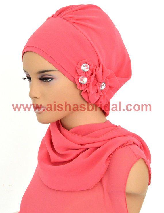 New Season Ready To Wear Hijab  Code: HT-0207 Hijab by HAZIRTURBAN