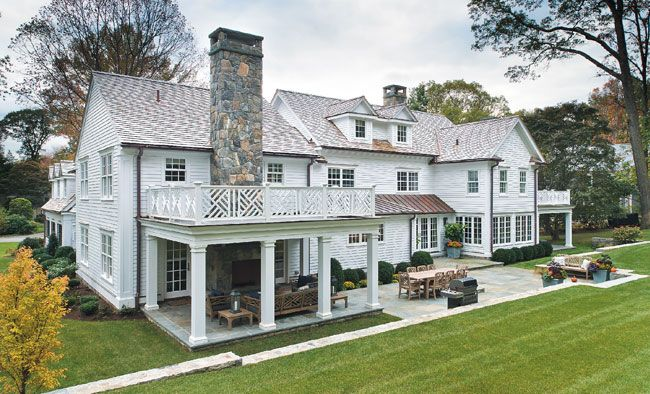 Best 25 colonial house exteriors ideas on pinterest - Colonial house exterior renovation ideas ...