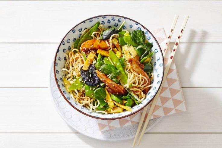 Dit wokgerecht bewijst maar weer eens dat simpele, snelle en voordelige gerechten ook heel lekker kunnen zijn - Recept - Allerhande
