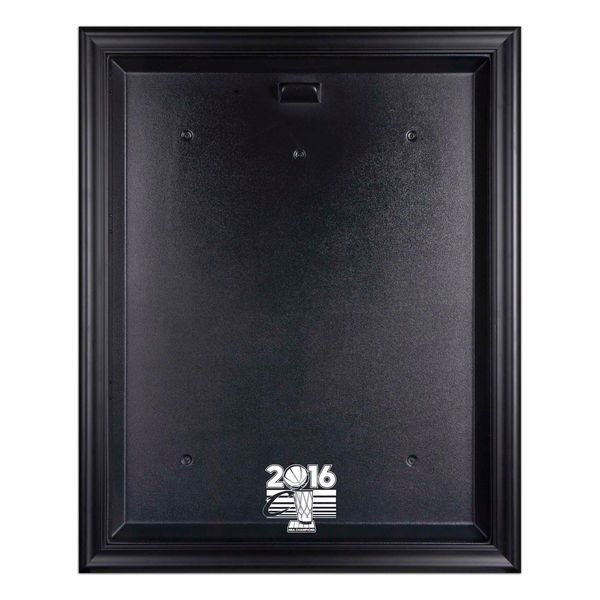 Cleveland Cavaliers Fanatics Authentic 2016 NBA Finals Champions Logo Black Framed Jersey Display Case - $199.99