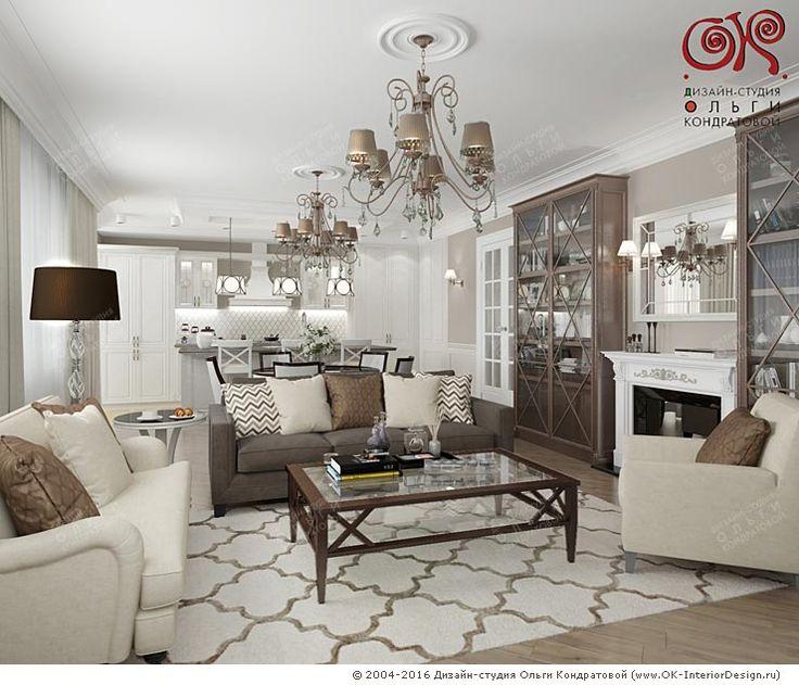 Дизайн гостиной комнаты. Фото 2016 - http://www.ok-interiordesign.ru/ph_dizain-interyera-gostinoy.php