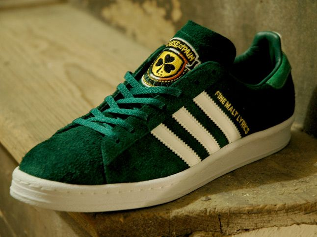 House Of Pain Adidas