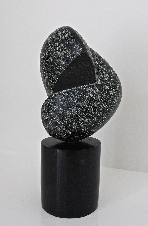 """Untitled B"" by Søren Schaarup granite"