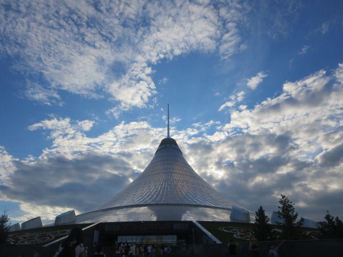 """""""Emperor's Tent"""" - Astana"""