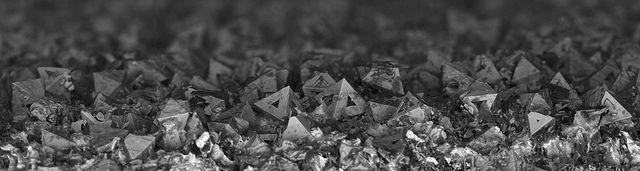 2013 Runner-up: 'Diamonds in the rough', Dr James Sullivan (Materials Research Centre, Swansea Uni)