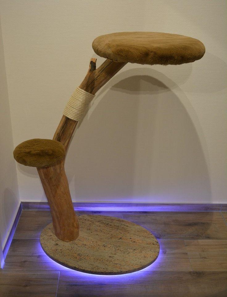 best 25 kratzbaum f r gro e katzen ideas on pinterest. Black Bedroom Furniture Sets. Home Design Ideas