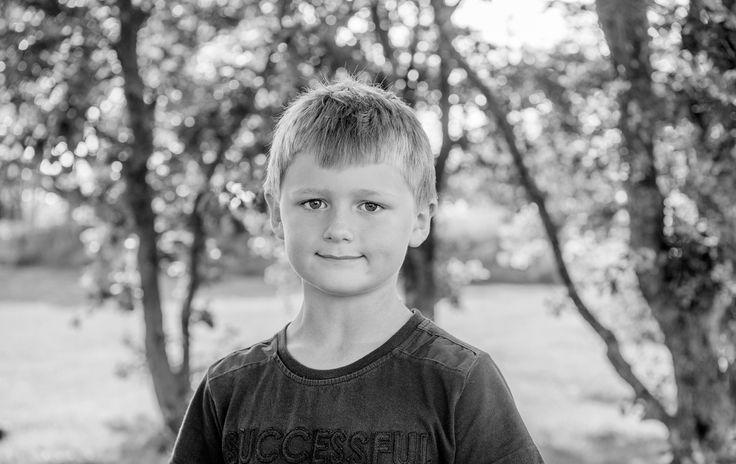 Thomas sommeren 2013 (næsten 8 år)
