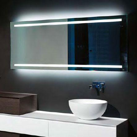 Die besten 25+ Badezimmerspiegel mit beleuchtung Ideen auf ...