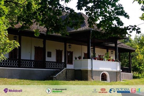 Casa-muzeu Alexandru Donici at www.moldovaholiday.travel