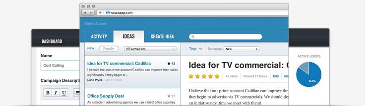need ideas?: Ideas Management