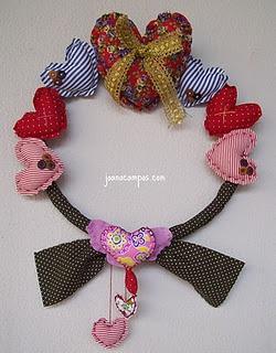 blog craft garland