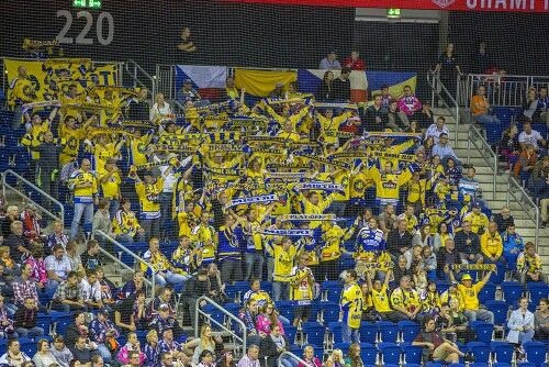 #hfc zlín #ševci #eisbaren berlin #O2 world berlin