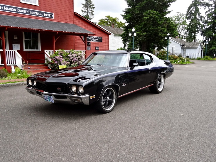 1972 Buick GS 455 Stage 1 pro-touring available for sale ...