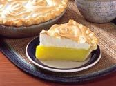 This classic lemon meringue pie is a crowd pleaser.