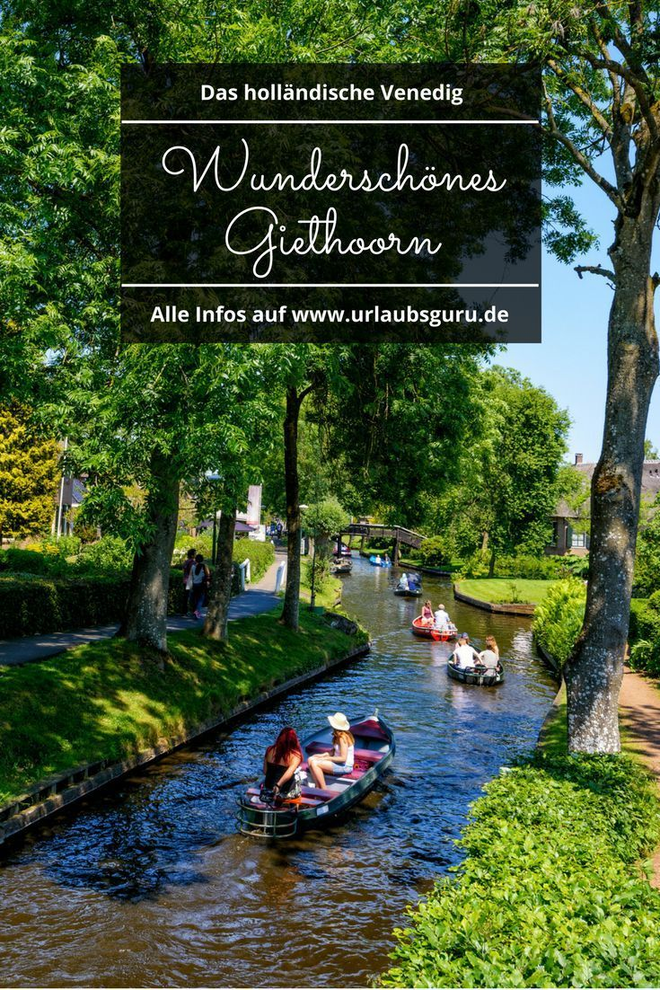 Giethoorn – Up to the Venice of the North