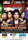 It will be the biggest show from Bollywood to ever go Down Under. After selling out in 12 countries, Temptation Reloaded is set to bring the jalwa of Bollywood to Wallabyland.  Temptation Reloaded, the biggest Bollywood production will play in Australia on October 7 at Allphones Arena, Sydney Olympic Park and will feature Shah Rukh Khan, Madhuri Dixit, Rani Mukherjee, Jacqueline Fernandez. Meiyang Chang and Yo Yo Honey Singh in the line-up.