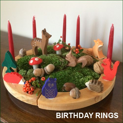 Natural Wooden Toys From Europe German Christmas Decorations And
