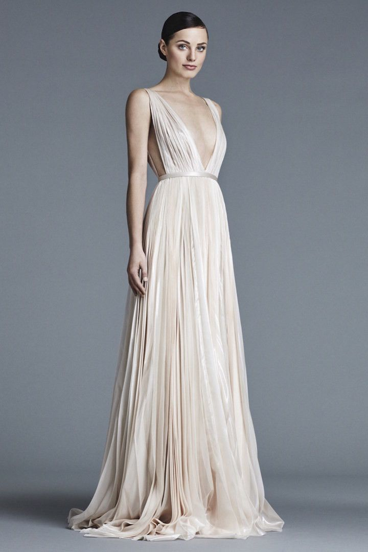 TENDÊNCIAS 2016: Vestidos de noiva lindíssimos por J. Mendel | Casar é um barato