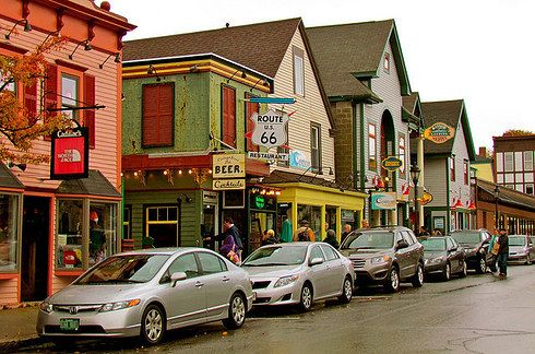 Bar Harbor, Maine - 14 Tiny East Coast Towns You Have To Visit Soon