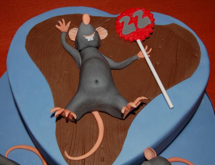 mouse cake II
