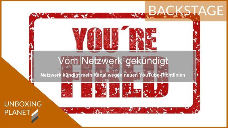 Infos: Netzwerk BBTV kündigt wegen neuen YouTube-Richtlinien #infos #netzwerkkündigt #neueyoutuberichtlinien