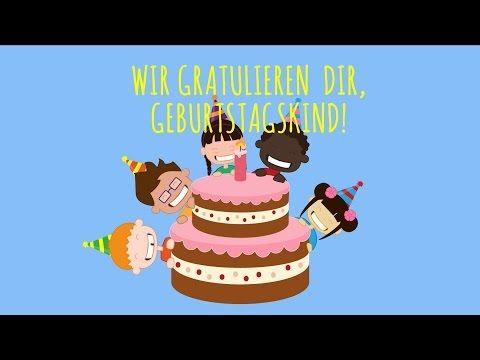 Rolf Zuckowski | Wie schön, dass du geboren bist (Lyric Video) - YouTube