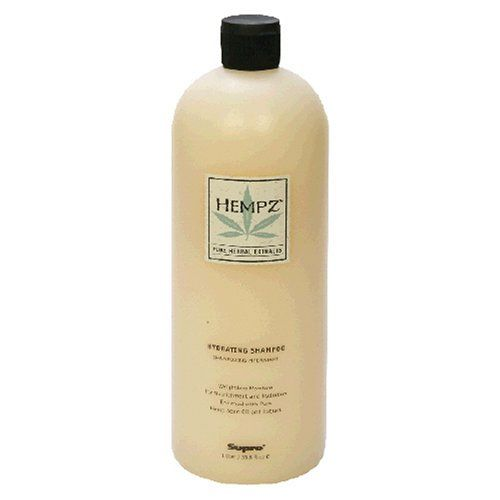 Hempz Pure Herbal Extracts Hydrating Shampoo, 33.8 fl oz (1 l) ** Find out more about the great product at the image link.