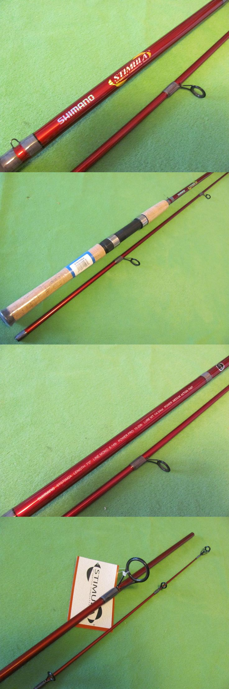 Spinning Rods 36150: Shimano Stimula 7 0 Medium Action Fast Spinning Rod.New.( Sts70m2a ) BUY IT NOW ONLY: $42.95