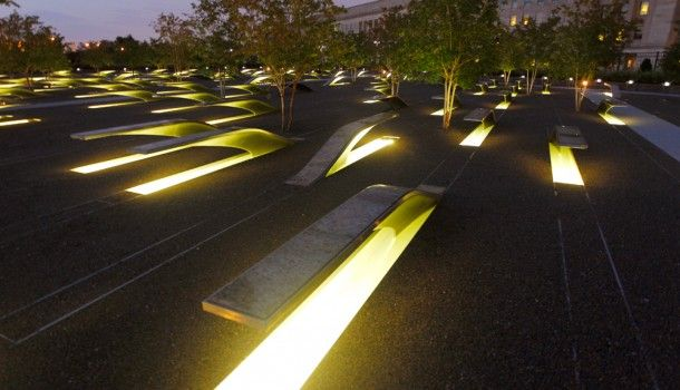 The Pentagon Memorial | washington.org