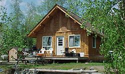 Happy Day Lodge and Prairie Bee Outpost Camps located in Chapleau #algomacountry