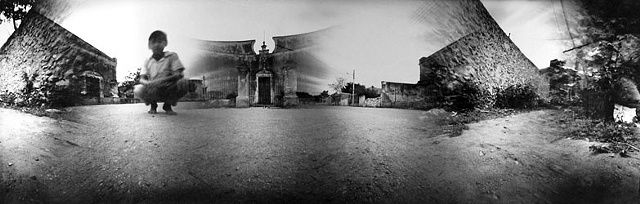 Eric Renner   Luis   Ticul, Mexico   pinhole 360°   1968