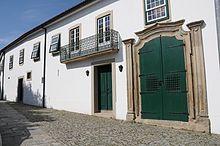 Casa de Santa Cruz do Igo – Wikipédia, a enciclopédia livre