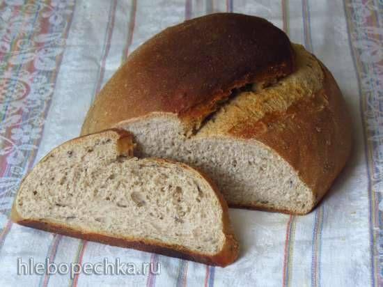 Тирольский деревенский хлеб (Tiroler Bauernbrot)