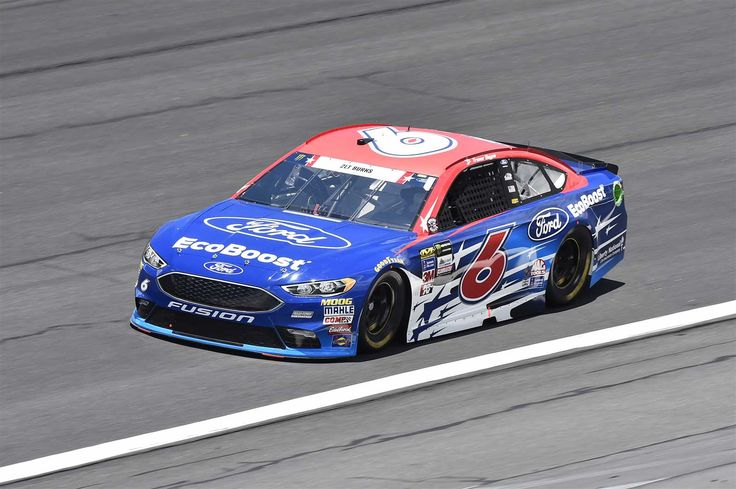 Starting lineup for 2017 Coca-Cola 600  Thursday, May 25, 2017  Trevor Bayne will start 18th in the No. 6 Roush Fenway Racing Ford.  Crew chief: Matt Puccia  Spotter: Roman Pemberton  Servicemember: 2LT Peter Burks  Photo Credit: John K Harrelson NKP  Photo: 18 / 40