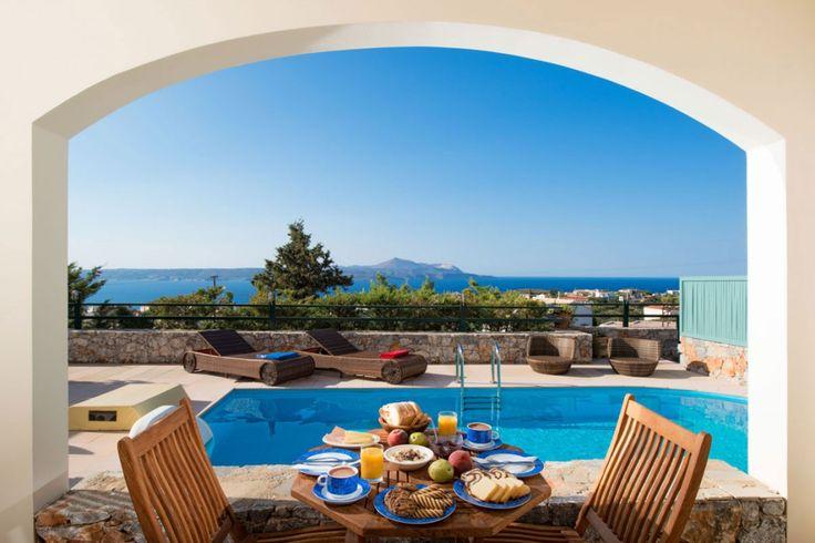 Odysseus Luxurious, comfortable, fully furnished villa, Plaka | Cretico