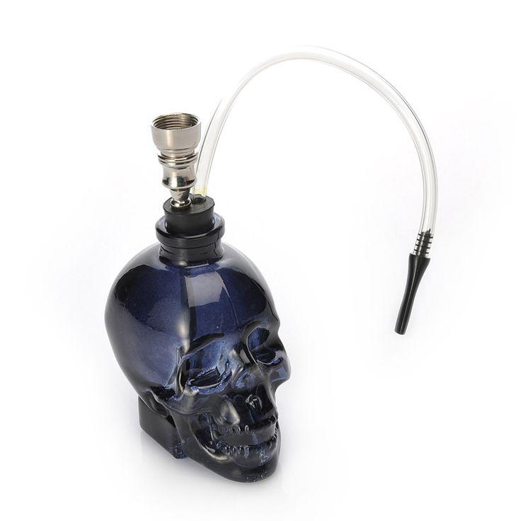 Skull Head 6 Colors Water Pipe Smoking Gift //Price: $22.69 & FREE Shipping //     #skull #skullinspiration #skullobsession #skulls