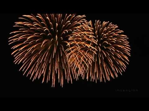 New upload. Enjoy the amazing fireworks with spectacular finish in fullsreen HD. Music by Argentinian Abba Revival Band