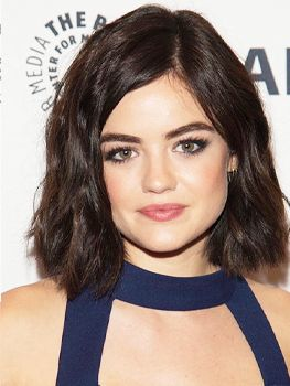 Lucy Hale attends the Paley Fest New York 2015 - October 11, 2015
